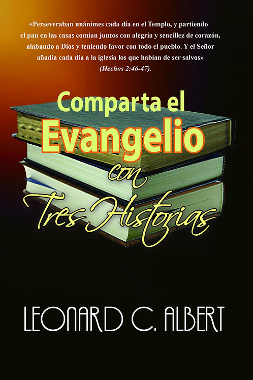 Share the Gospel in Three Stories (Spanish)