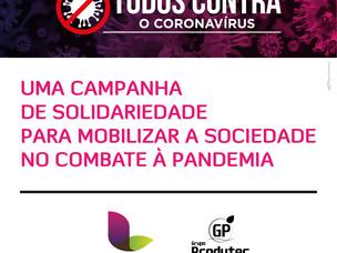 Todos contra o coronavírus: Doações de Sangue e Alimentos durante a pandemia são promovidas pelas em