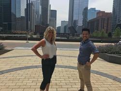 Team SKP in Chicago