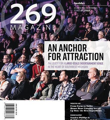 269 Magazine June 2018 Sondra Phillips Feaure Article