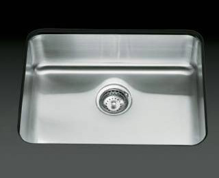 Projects at the Designers Home - Sink