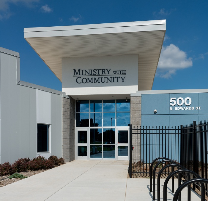 Ministry With Community Exterior