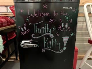 Thrifty Kitty