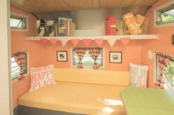 Go Tag Along Camper Interior