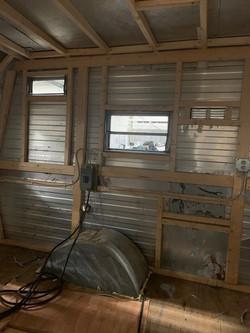 Gem Camper Interior Before