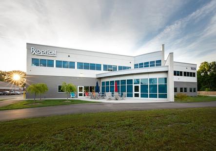 RX Optical Corporate Headquarters