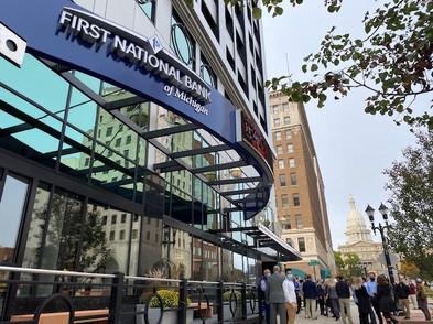 First National Bank - Lansing