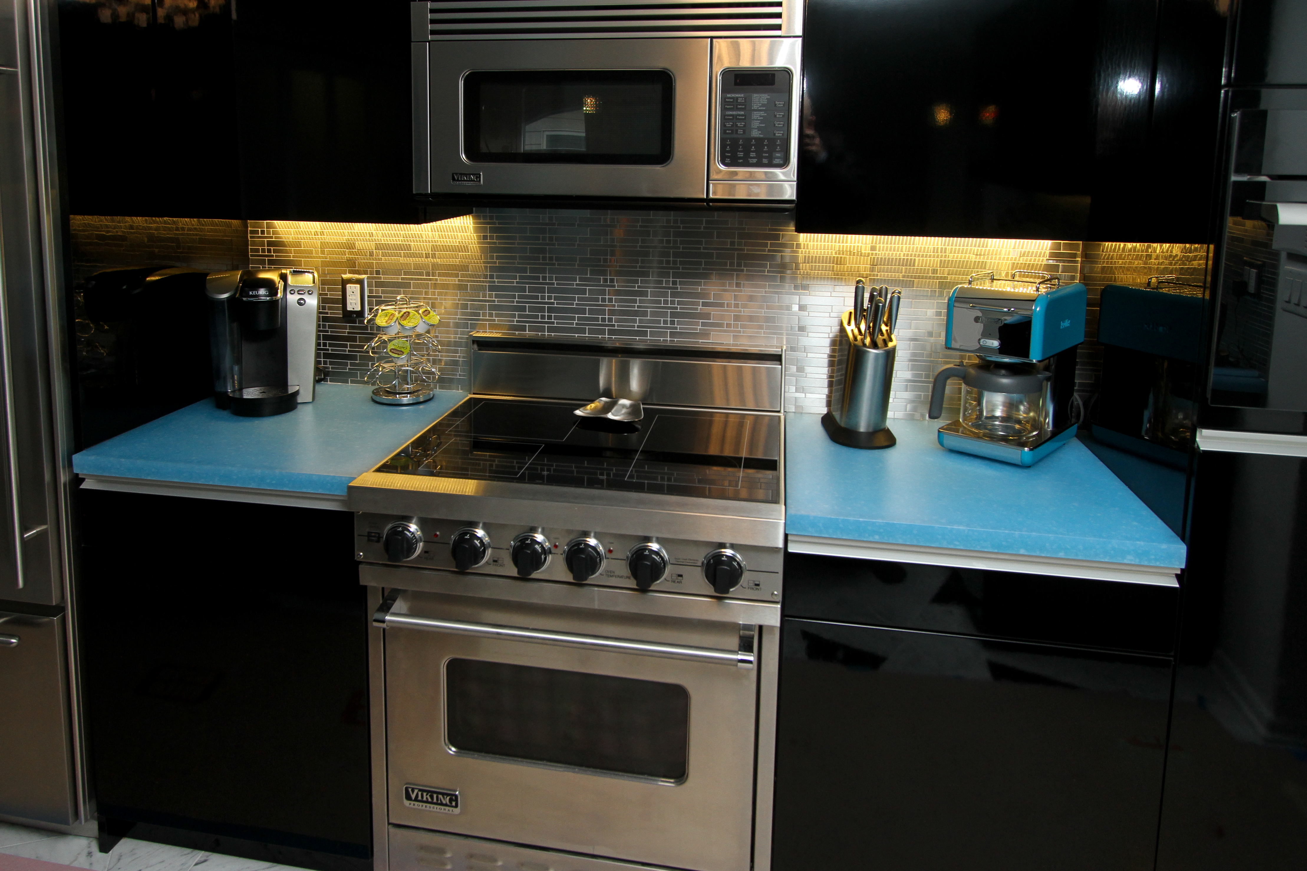 Austin Lake Residence Kitchen
