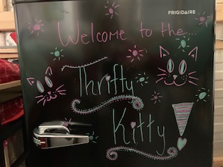 Welcome to the Thrifty Kitty