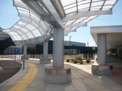 Transportation Center Exterior