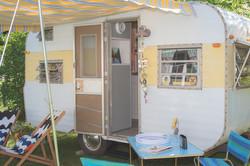 Go Tag Along Camper Exterior