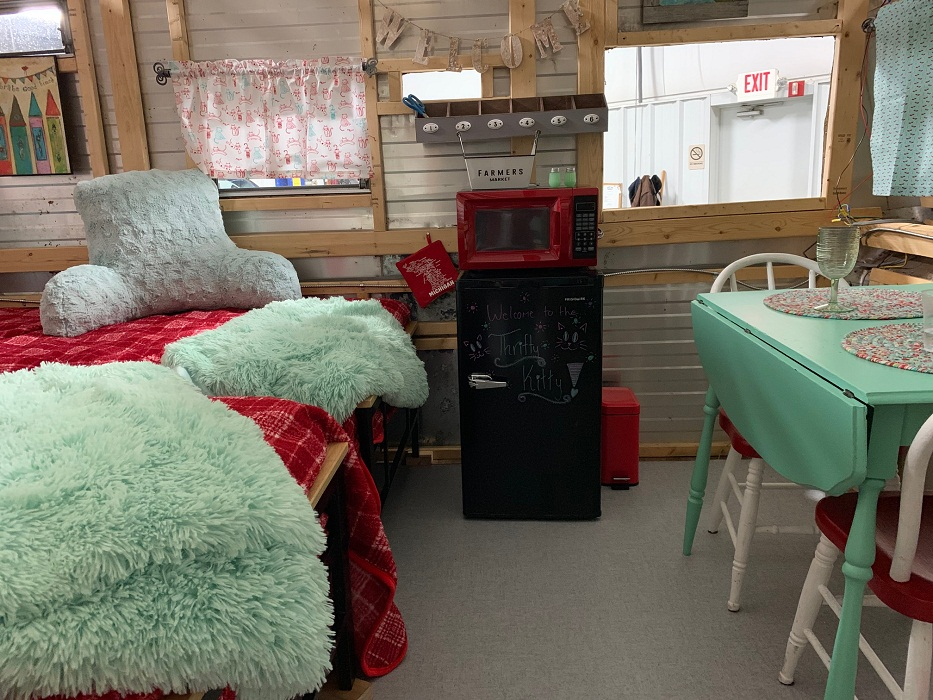 Gem Camper Interior