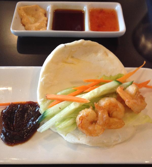 Shrimp Bao