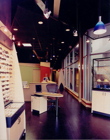 RX Optical Retail Store