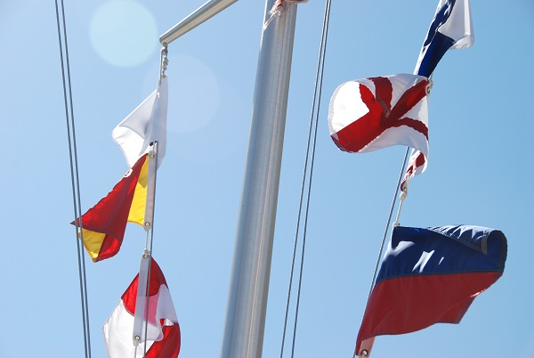 Marina Flags