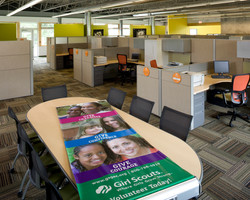 Girl Scouts Office Area