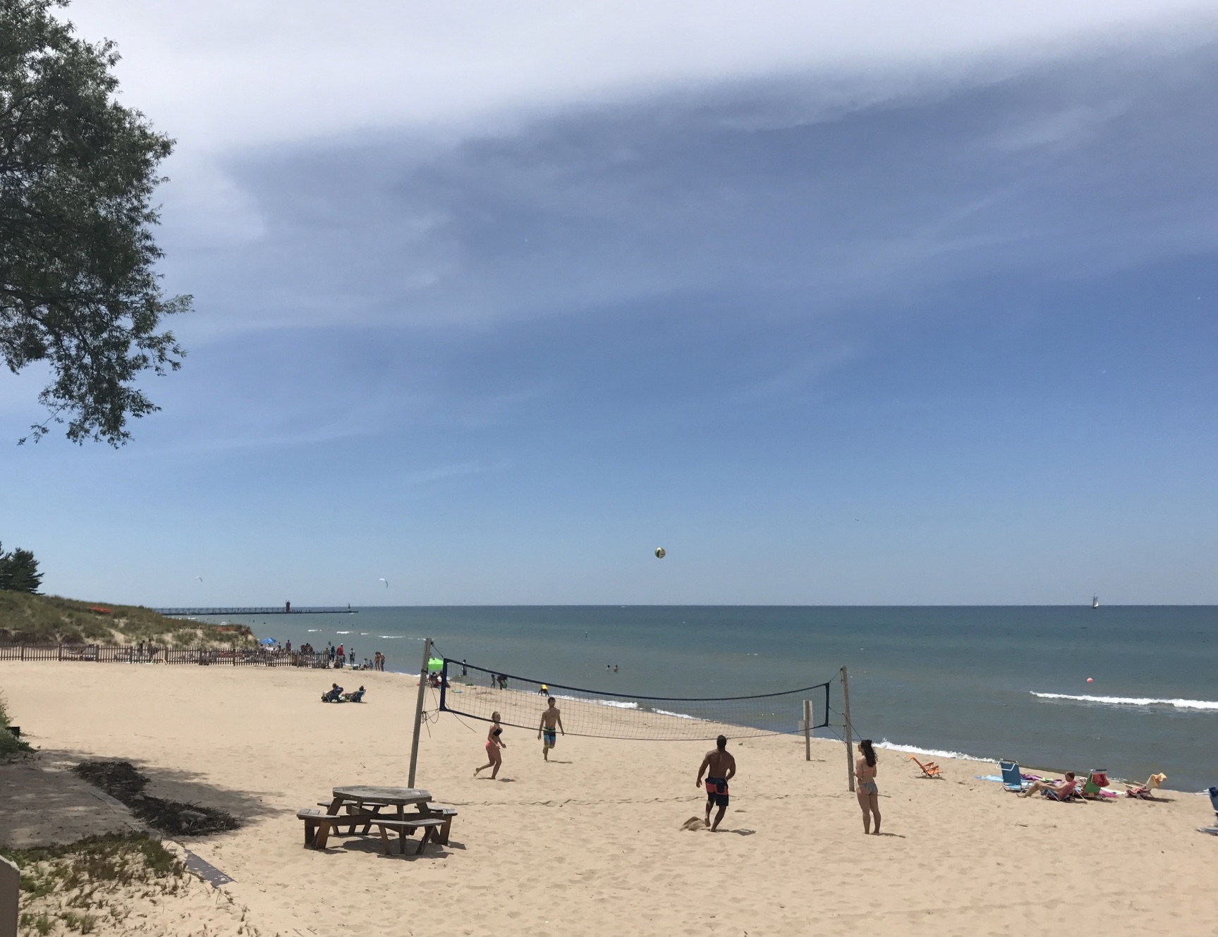 South Haven Beach