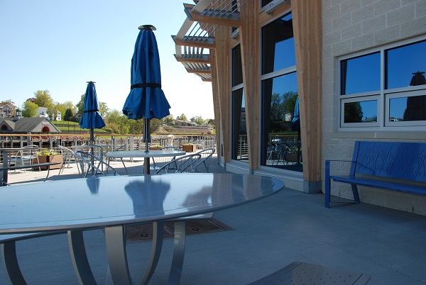 South Haven Marina Outdoor Dining