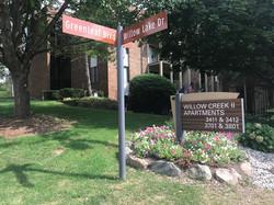 Parkview Hills Signage