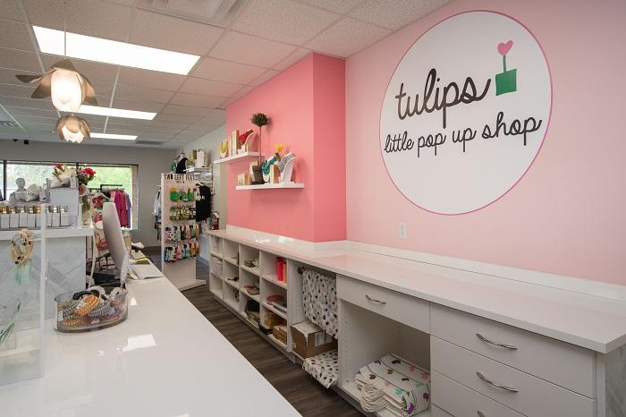 Tulips Little Pop Up Shop