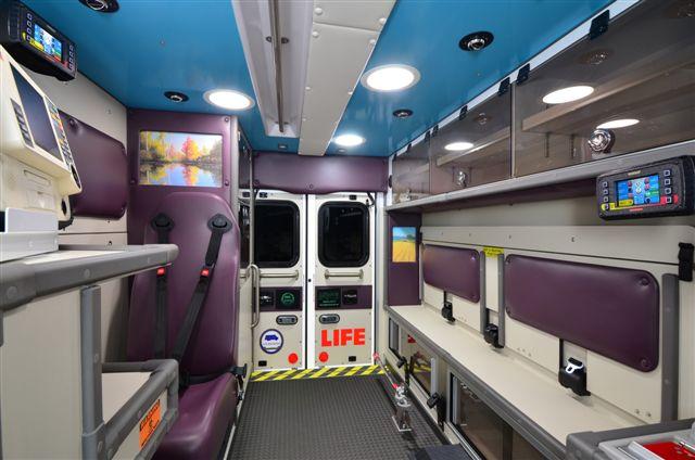 Life EMS Ambulance