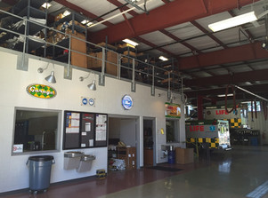 Life EMS Ambulance Garage
