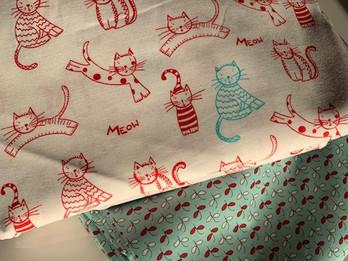 Kitty Curtains