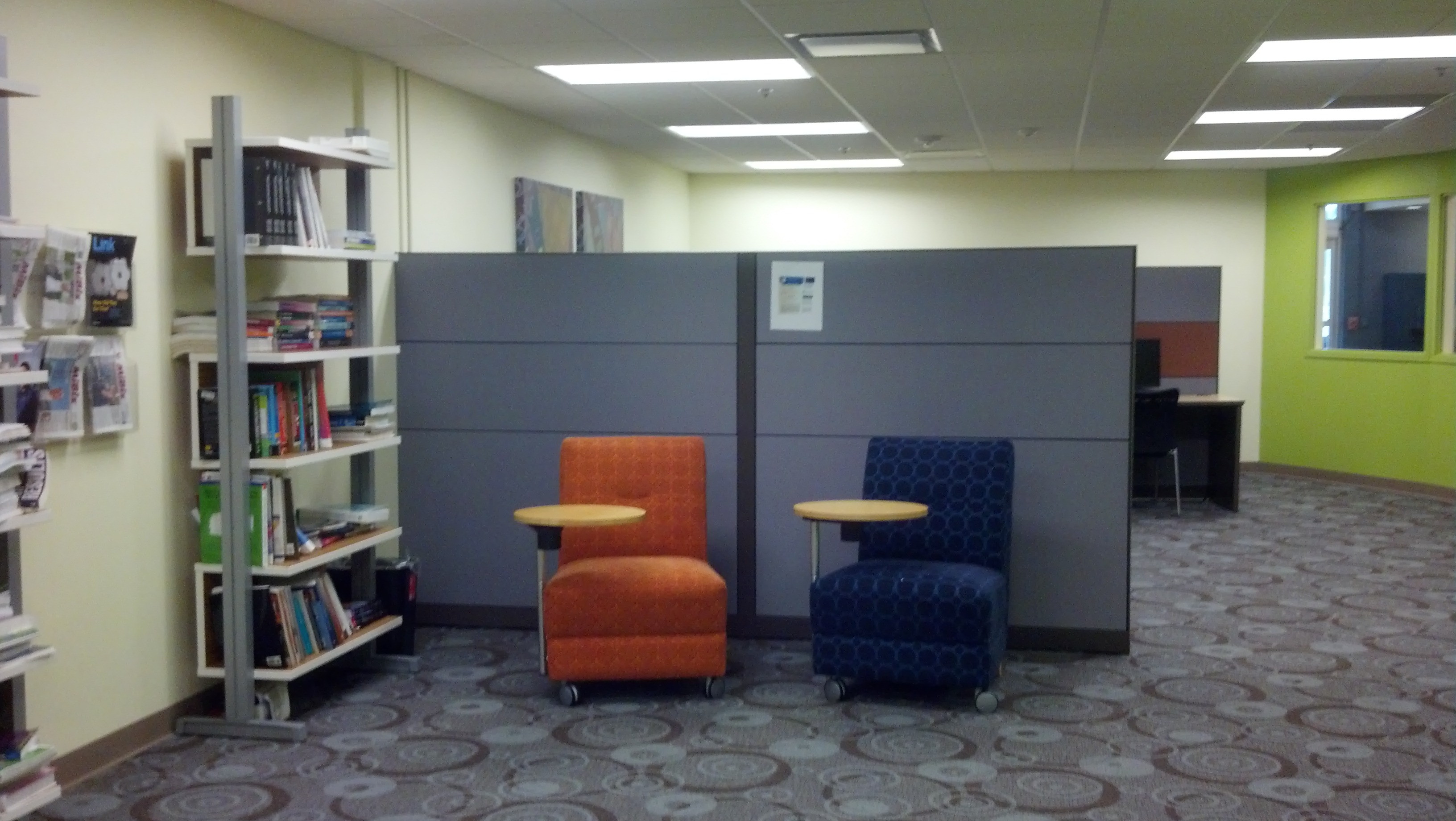 Career Quest Study Area