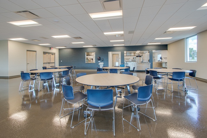 Ministry With Community Dining Room
