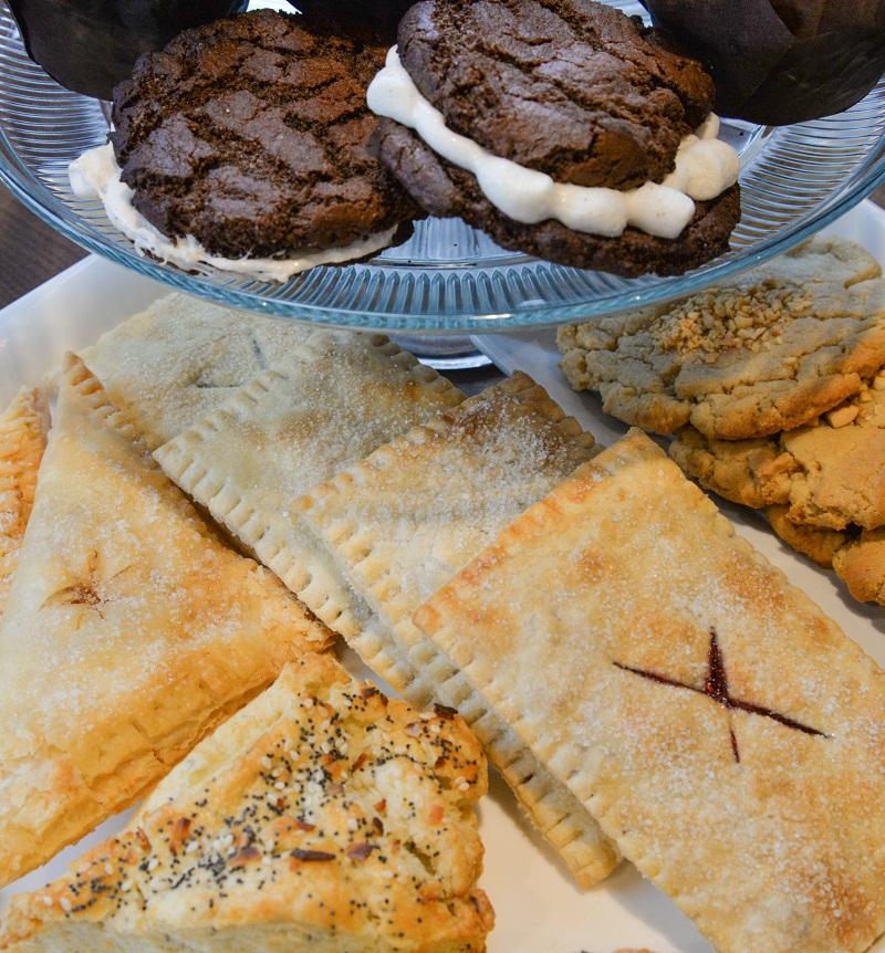 Walnut & Park pastries
