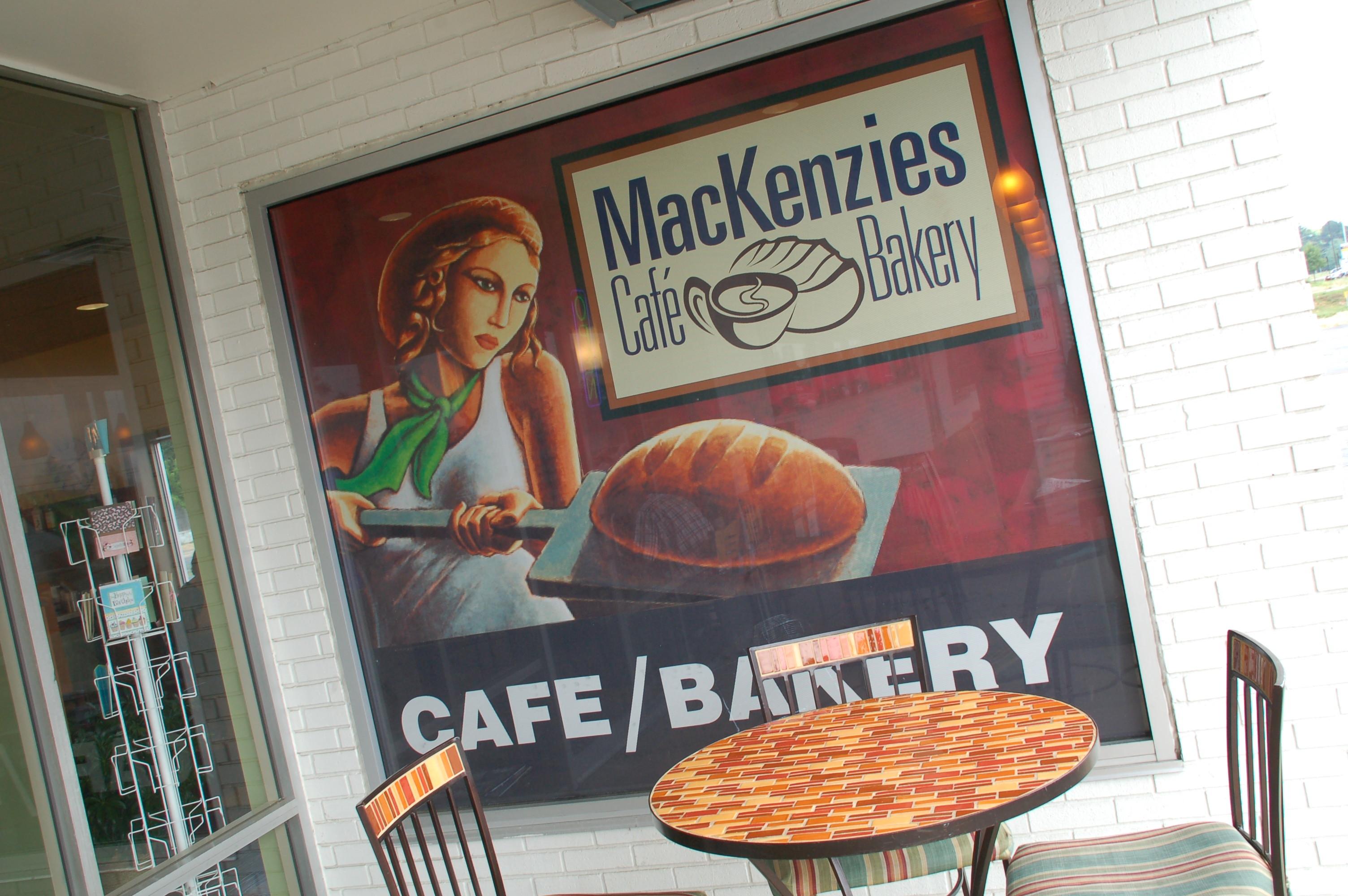 MacKenzie's Bakery Branding