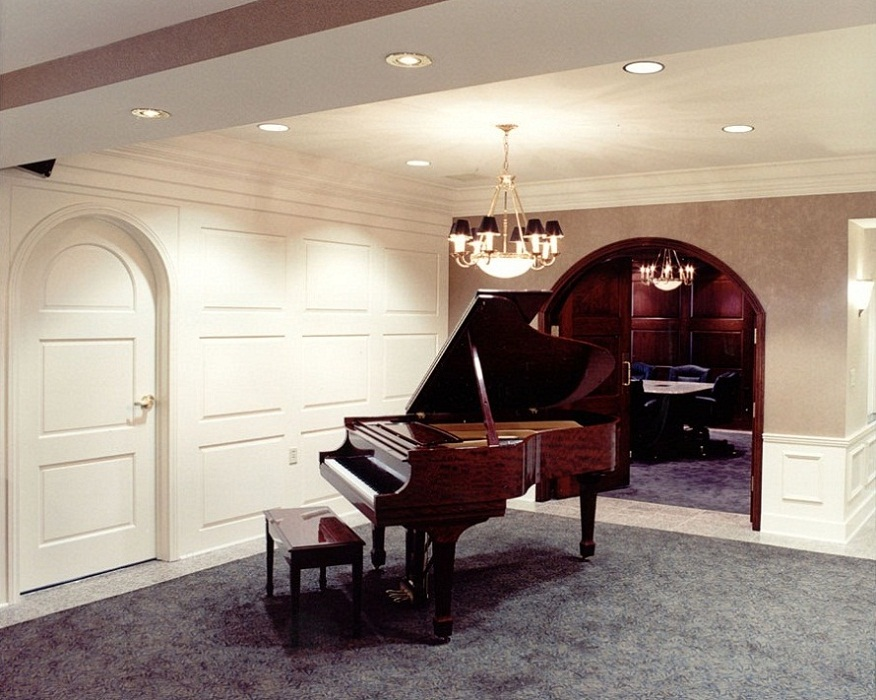 Gilmore Foundation Piano