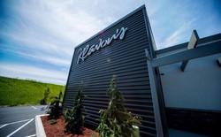 Klavon's Pizza Exterior