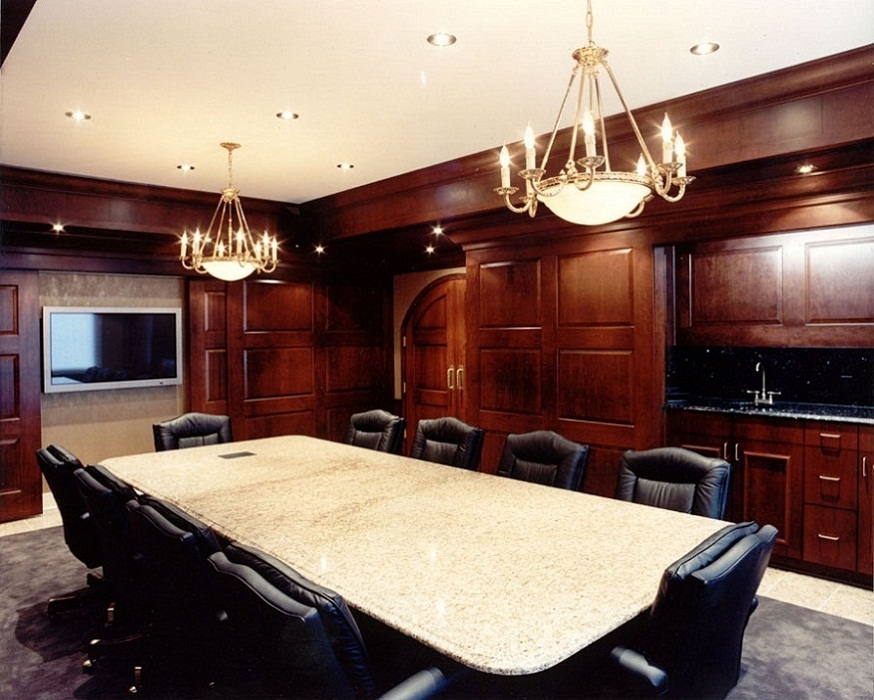 Gilmore Foundation Boardroom
