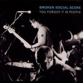 Canada Month: Broken Social Scene - You Forgot It in People (w/ John Cullen)