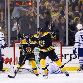Storytime: Maple Leafs - 2013 Playoffs vs Boston (Pt. 3)
