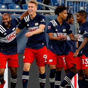 That Time New England All but Won the Supporters' Shield