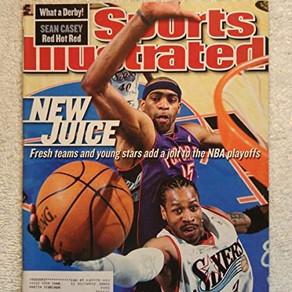 Storytime: Raptors - 2001 Playoffs vs Philadelphia (Pt. 1)