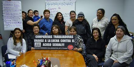 Comite de los Derechos de la Mujer Traba