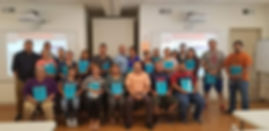 OSHA training class, Waukegan
