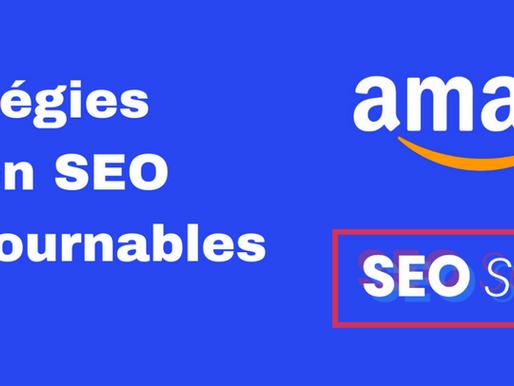 Amazon SEO : 4 stratégies incontournables pour bien référencer vos produits