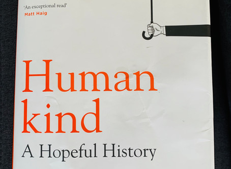 Recommendation: Humankind- A Hopeful History by Rutger Bregman