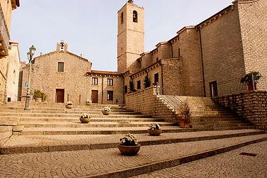 Chiesa Santa Giusta granito