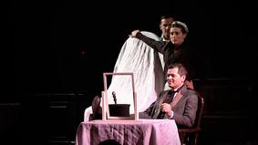 Don Basilio - Le Nozze di Figaro at Opera Vera