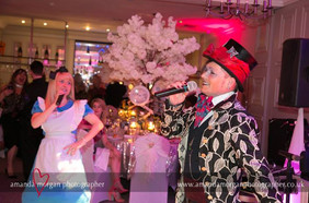 Mad Hatter - NSPCC Charity Ball
