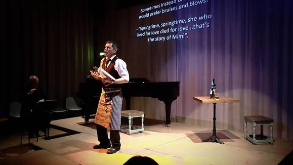 Tinca - Il Tabaro at Opera Vera