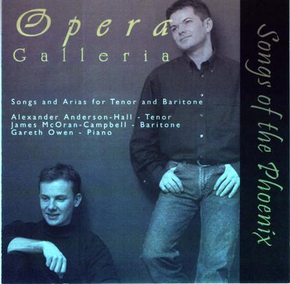 Songs of th Phoenix - Opera Galleria
