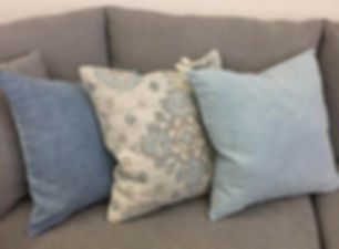 pillows at interior envy