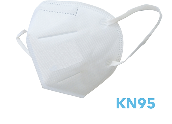 KN95 Masks - Verified Nano-fibrous Filtration Layers