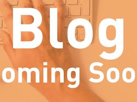 NEW BLOG COMING SOON